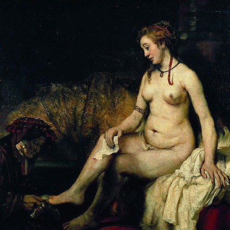 Betsabee - Rembrandt