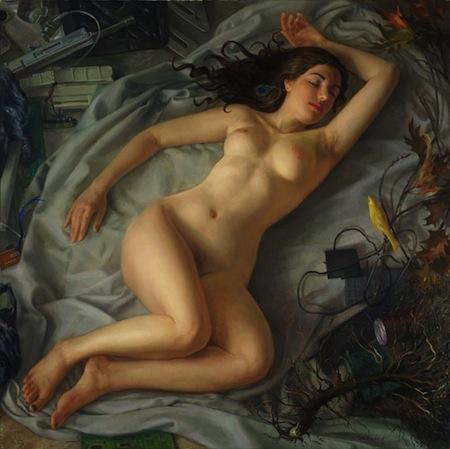 Slapende Venus - Pa…