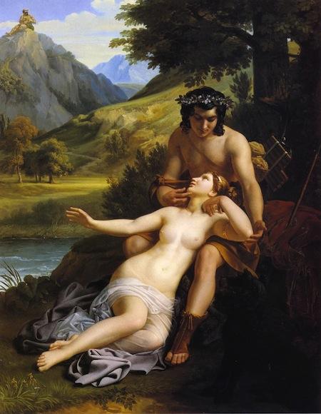 Galatea en Acis