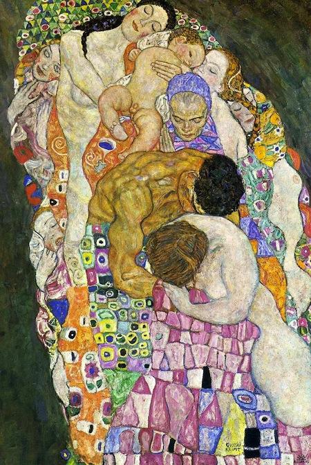 Gustav Klimt - Deat…