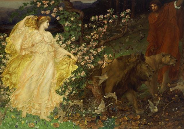 Venus & Anchises